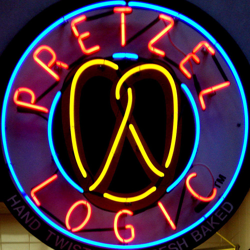 Pretzel Logic - photo by Tom Magliery