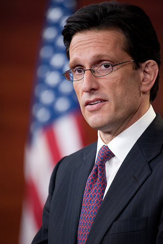Eric Cantor - photo by republicanconference