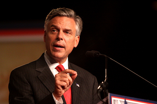 Jon Huntsman - photo by Gage Skidmore