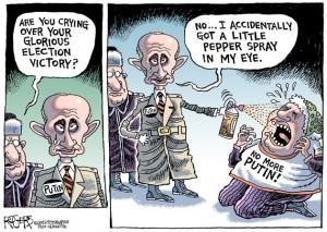 Putin's Tears
