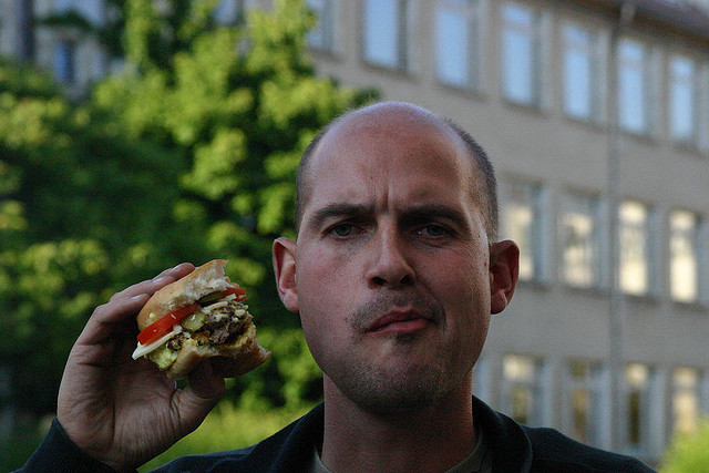 Hamburger - photo by Andreas Köberle