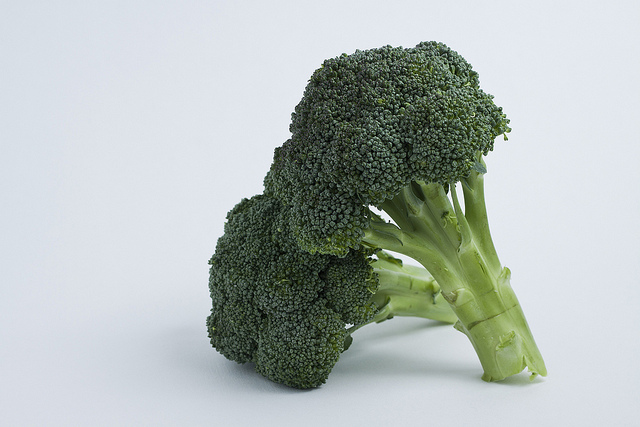 Broccoli - photo by Topher Seguin