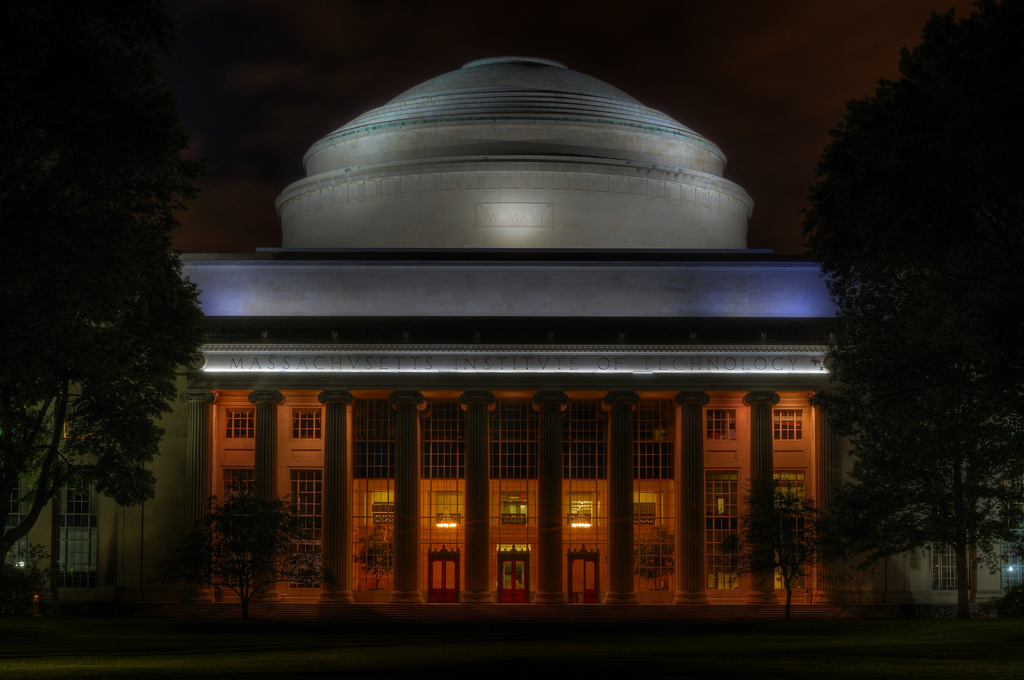 MIT -- The Great Dome - photo by Nietnagel