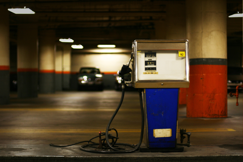 Gas Pump - photo by EndlessStudio