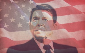 Ronald Reagan - image by betancourt