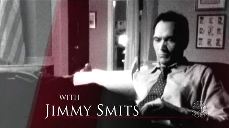 "Jimmy Smits - ""Congressman Matthew Santos"" -- The West Wing"