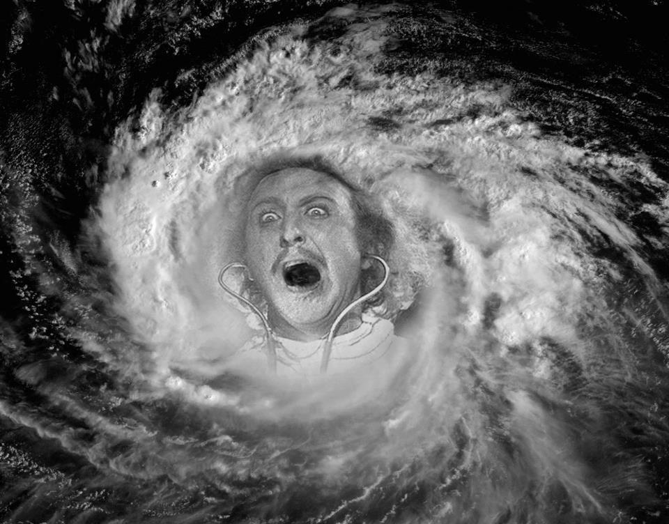 Frankenstorm - Hurricane Sandy - Young Frankenstein