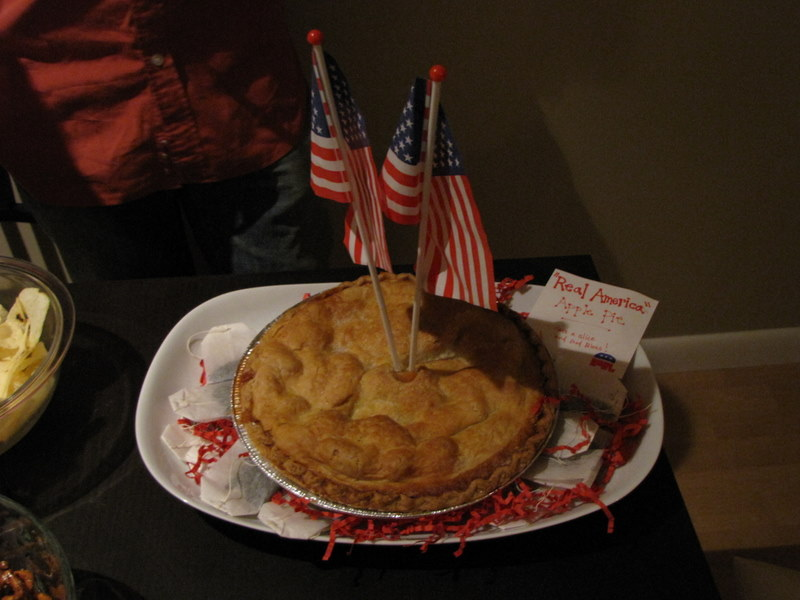 All-American Apple Pie - photo by saeru