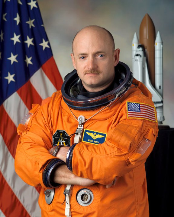 Captain Mark Kelly