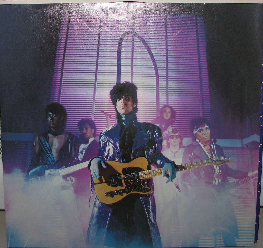 Prince - 1999 (1982) - Inner Sleeve 1 - photo by luna715