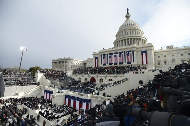 2013 Presidential Inauguration - President Obama