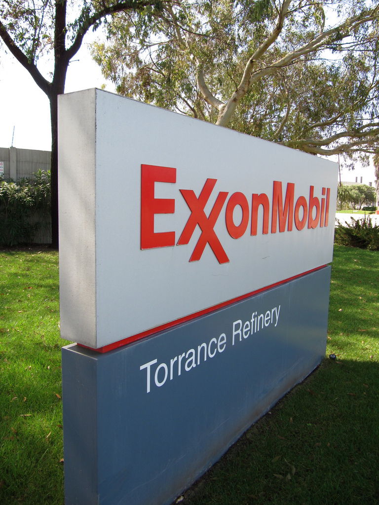 ExxonMobil - photo by waltarrrrr