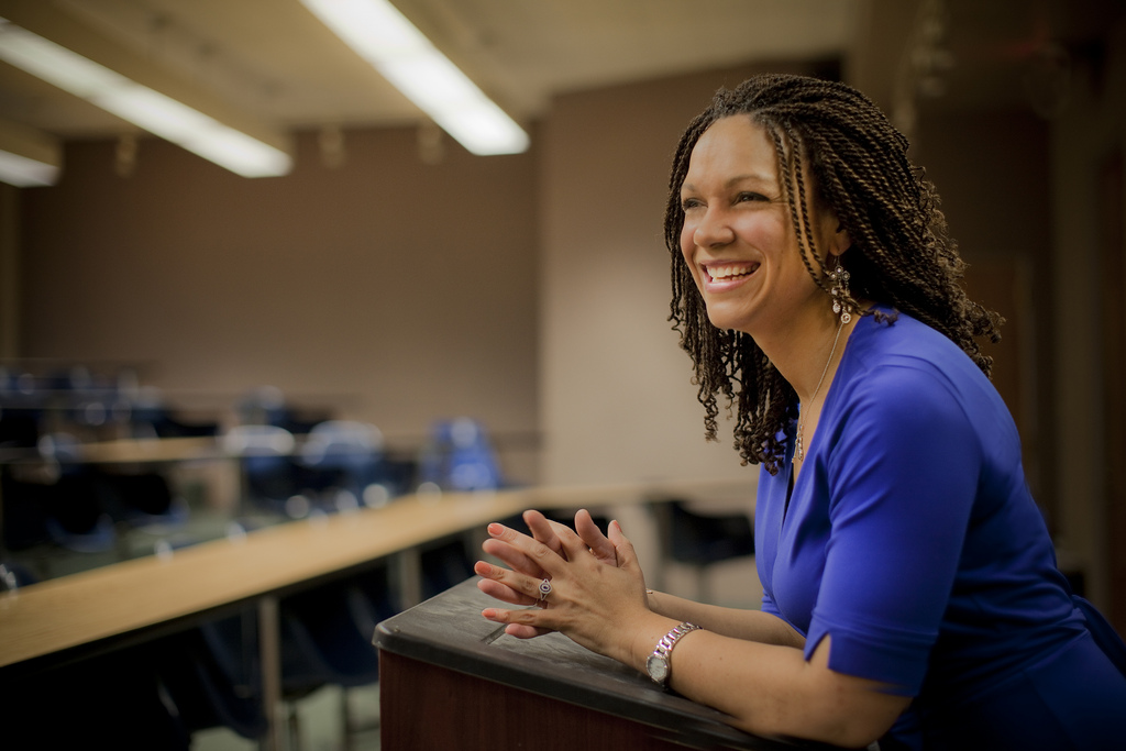 Melissa Harris-Perry - photo by Tulane Publications