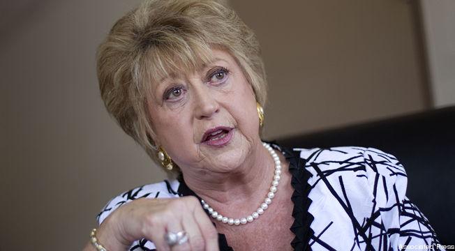 Sue Everhart - Georgia GOP Chair - photo by AP