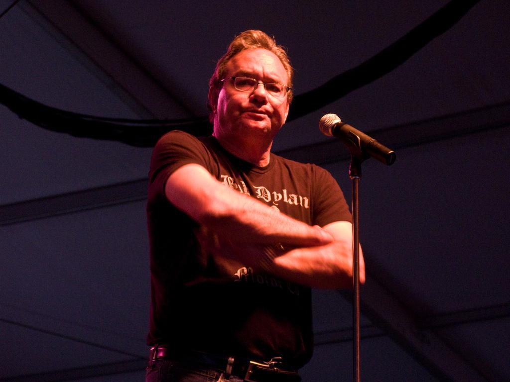 Comedian Lewis Black - photo by Eyton Z