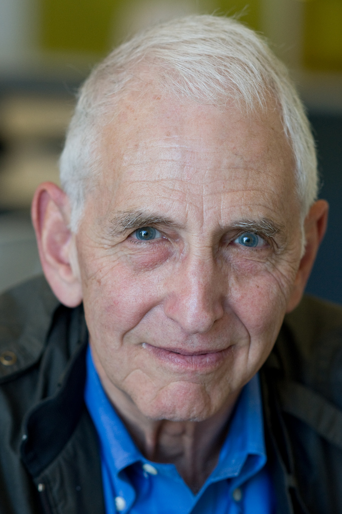 Daniel Ellsberg - photo by Brandon