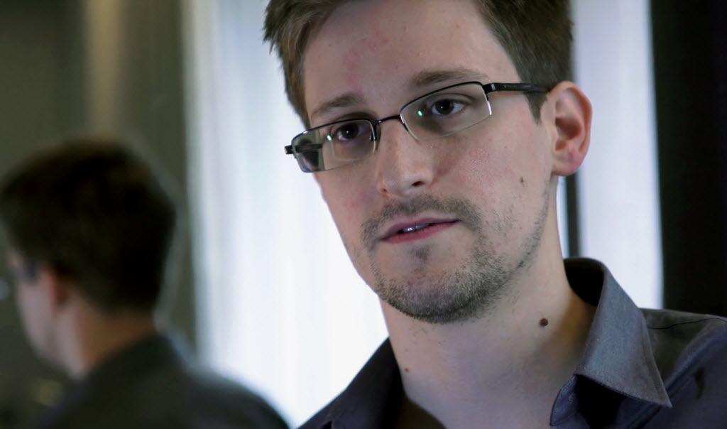 NSA leaker, Edward Snowden