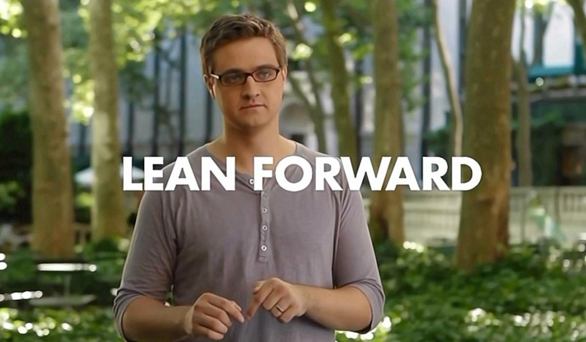 MSNBC - Lean Forward - The Place For Politics - Chris Hayes