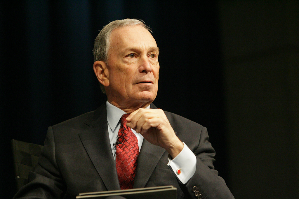 new-york-city-mayor-michael-bloomberg - photo by World Bank Photo Collection