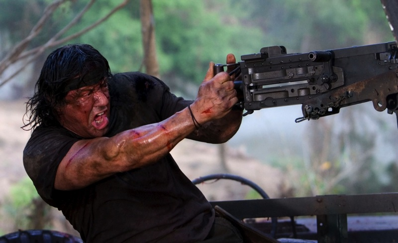 John rambo citizen