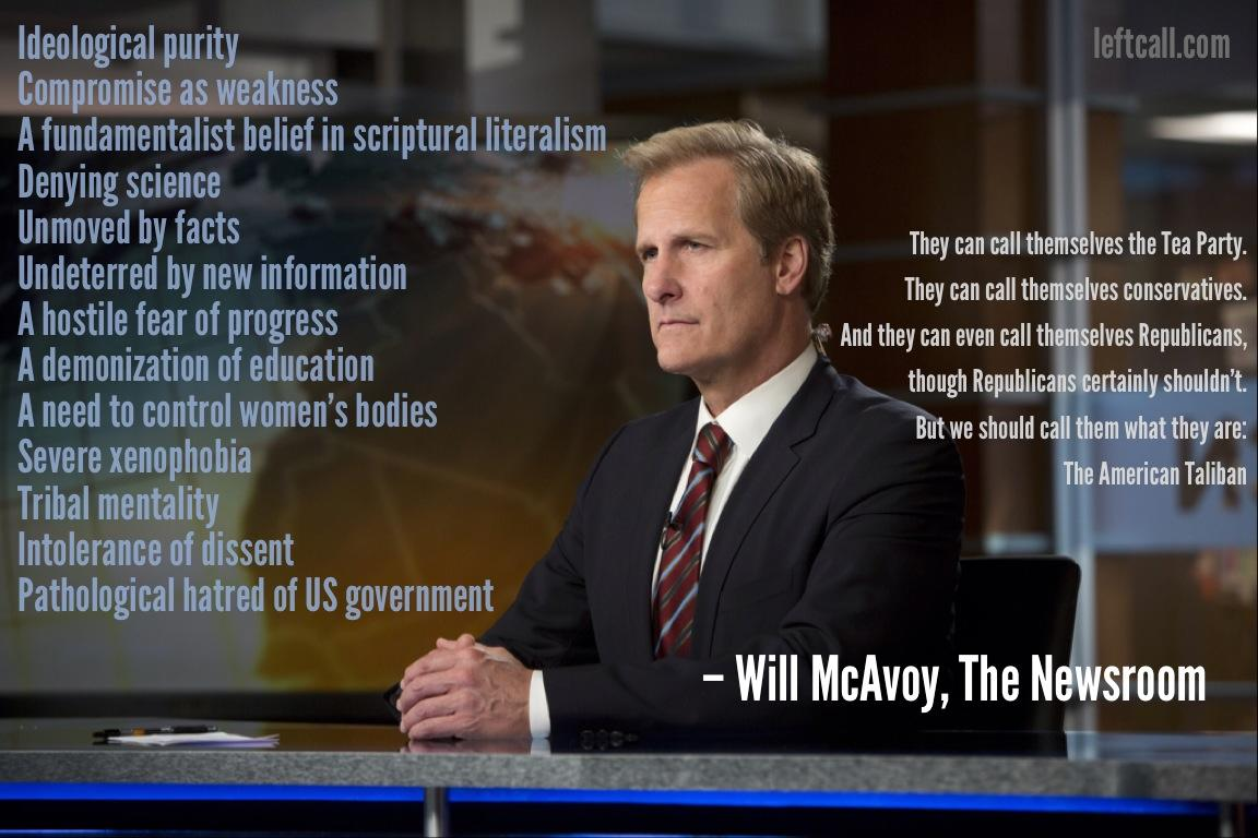 will-mcavoy-the-newsroom-american-taliban-tea-party-quote