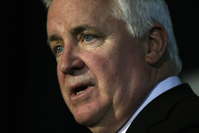 Tom corbett pa governor