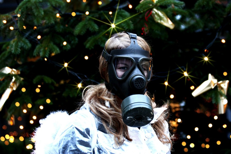 Christmas chemical warfare