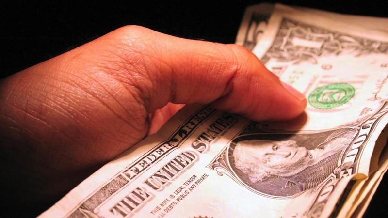 Money cash dollar
