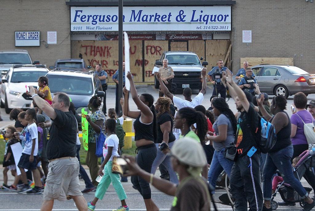 photo by J.B. Forbes / AP / St. Louis Post-Dispatch